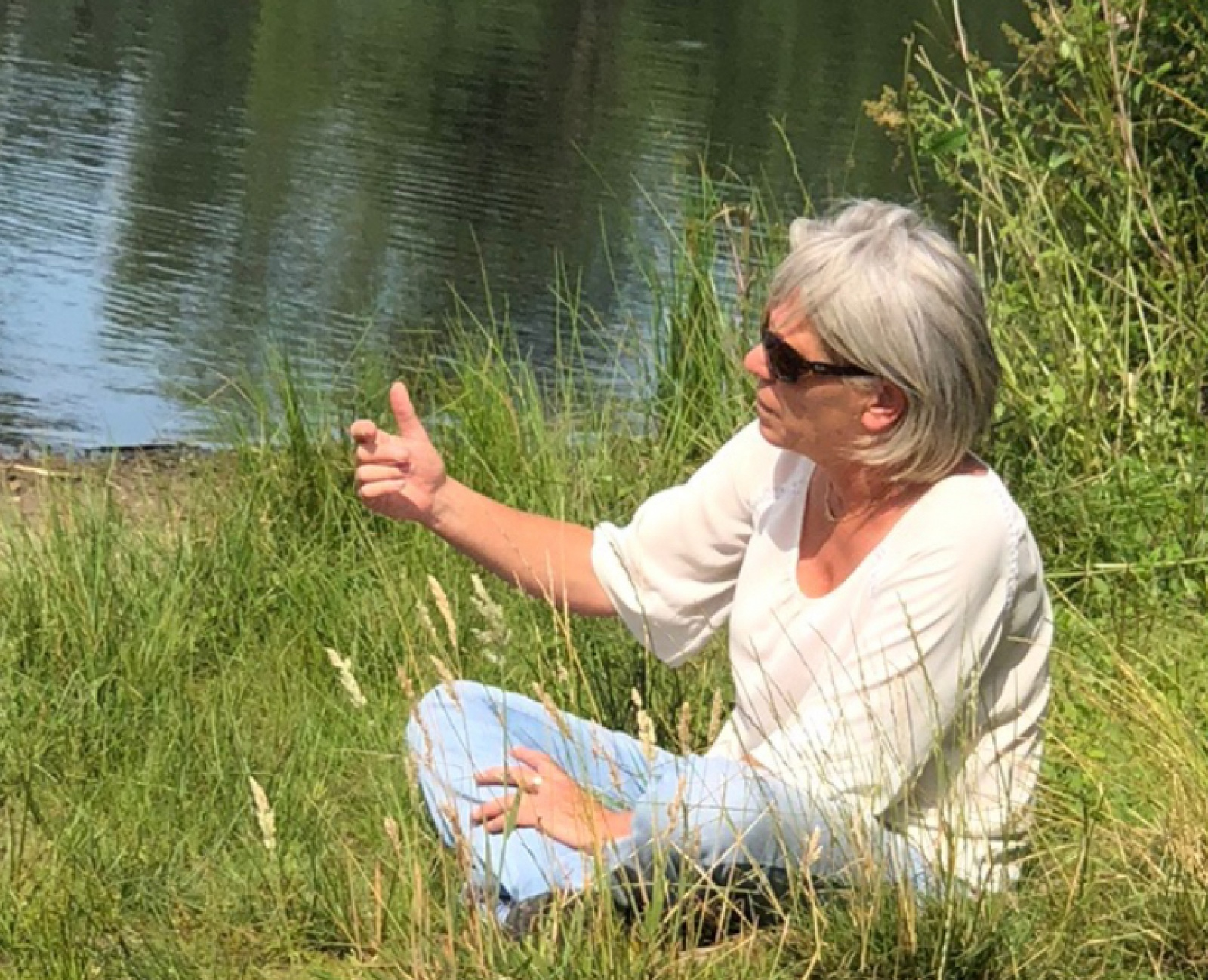 Marleen Verbruggen  psycholoog - psychotherapeut